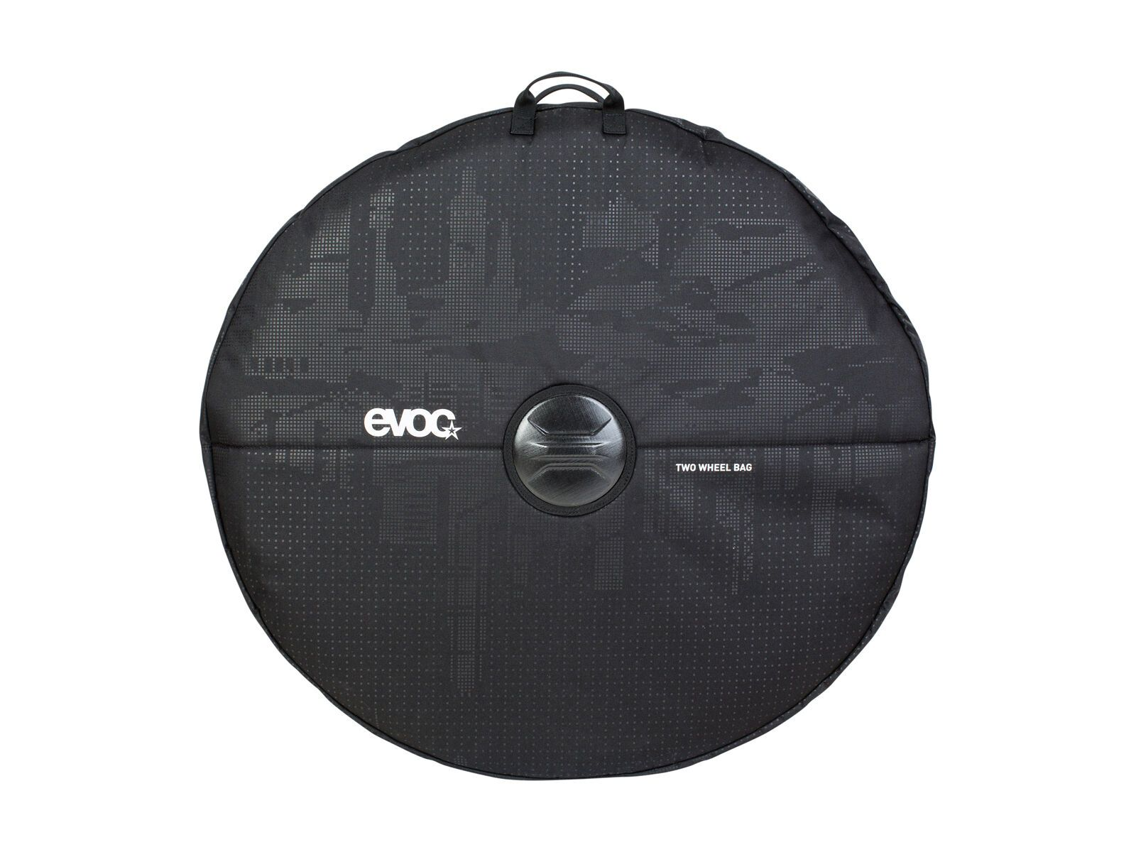 Evoc Two Wheel Bag, black - Laufradtasche 100523100