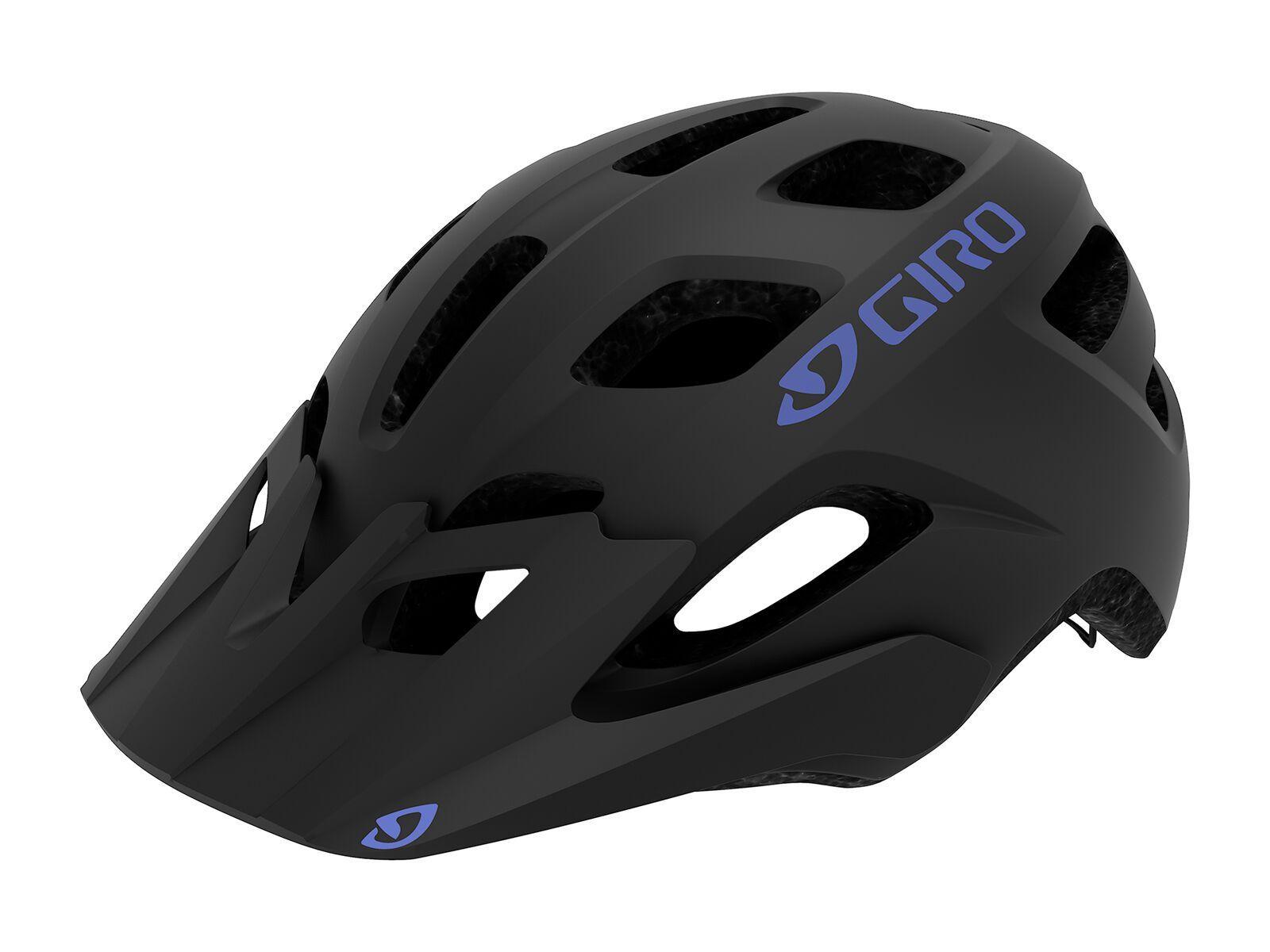 Giro Verce, matte black/electric purple - Fahrradhelm, Größe Unisize // 50-57 cm 200205006