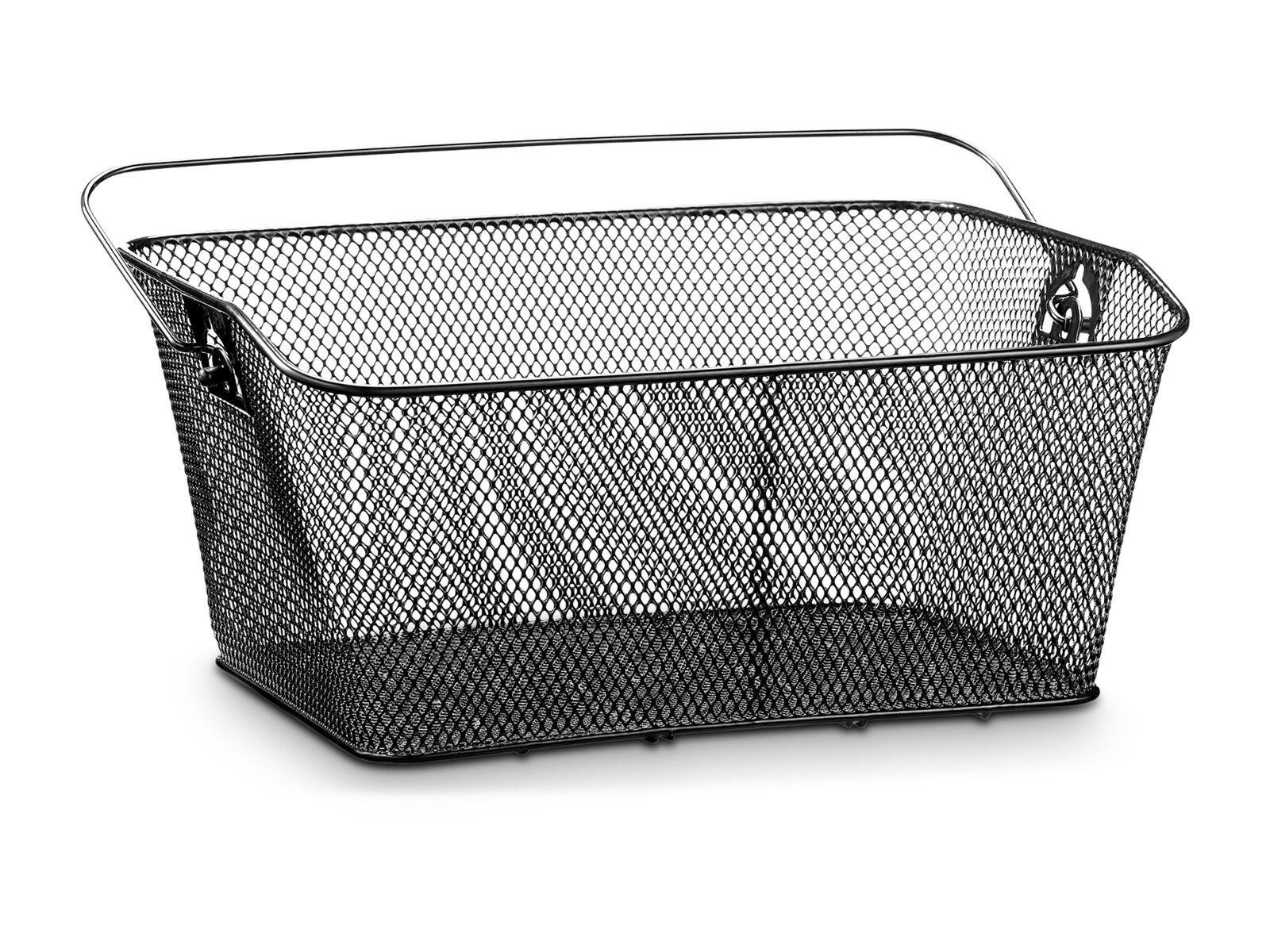Cube RFR Korb Standard, black - Fahrradkorb 137800000
