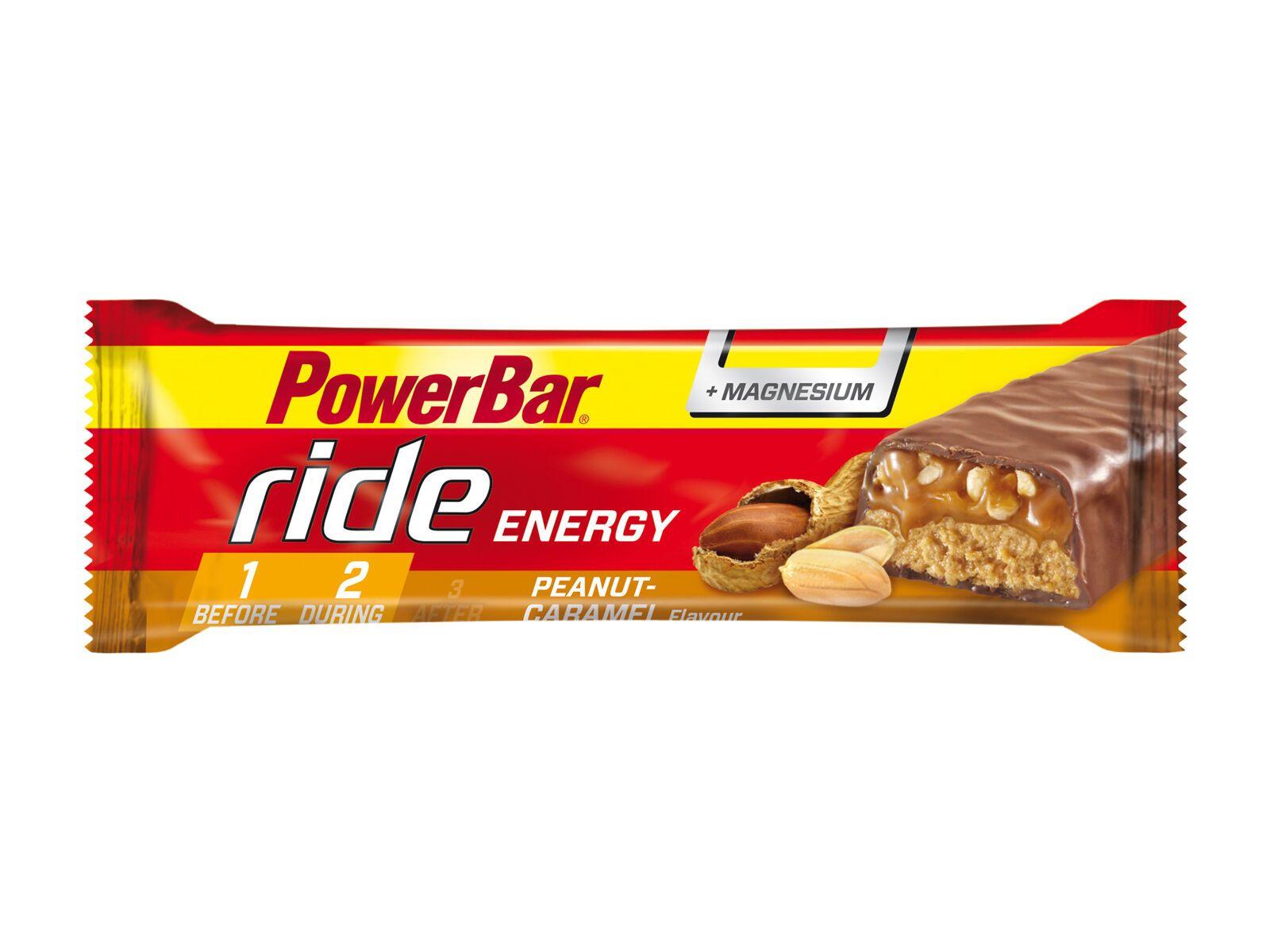 PowerBar Ride Energy - Peanut-Caramel - Energieriegel 21382142