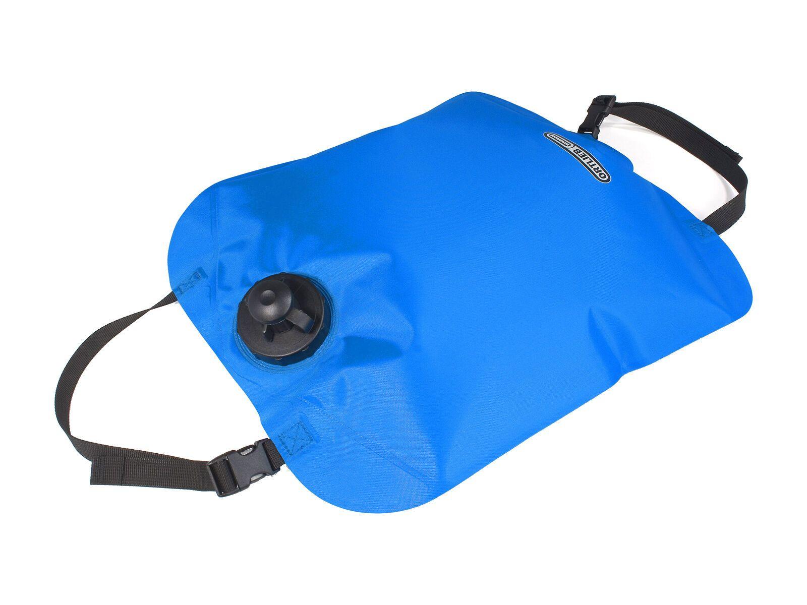Ortlieb Water-Bag 10 L, blue - Wasserbeutel N47