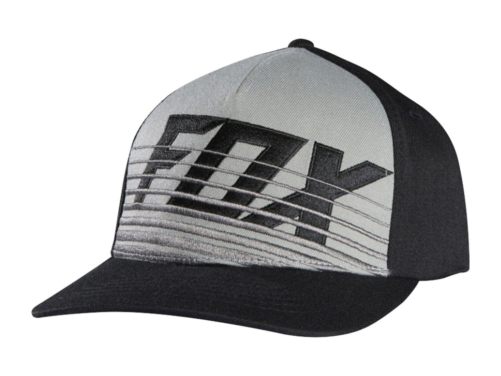 Fox Savant Flexfit Hat, black | Bild 1