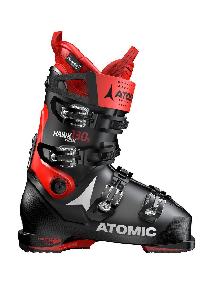 Atomic Hawx Prime 130 S 2020, black/red - Skiboots, Größe 27-27.5 // 42-43 AE501794027X
