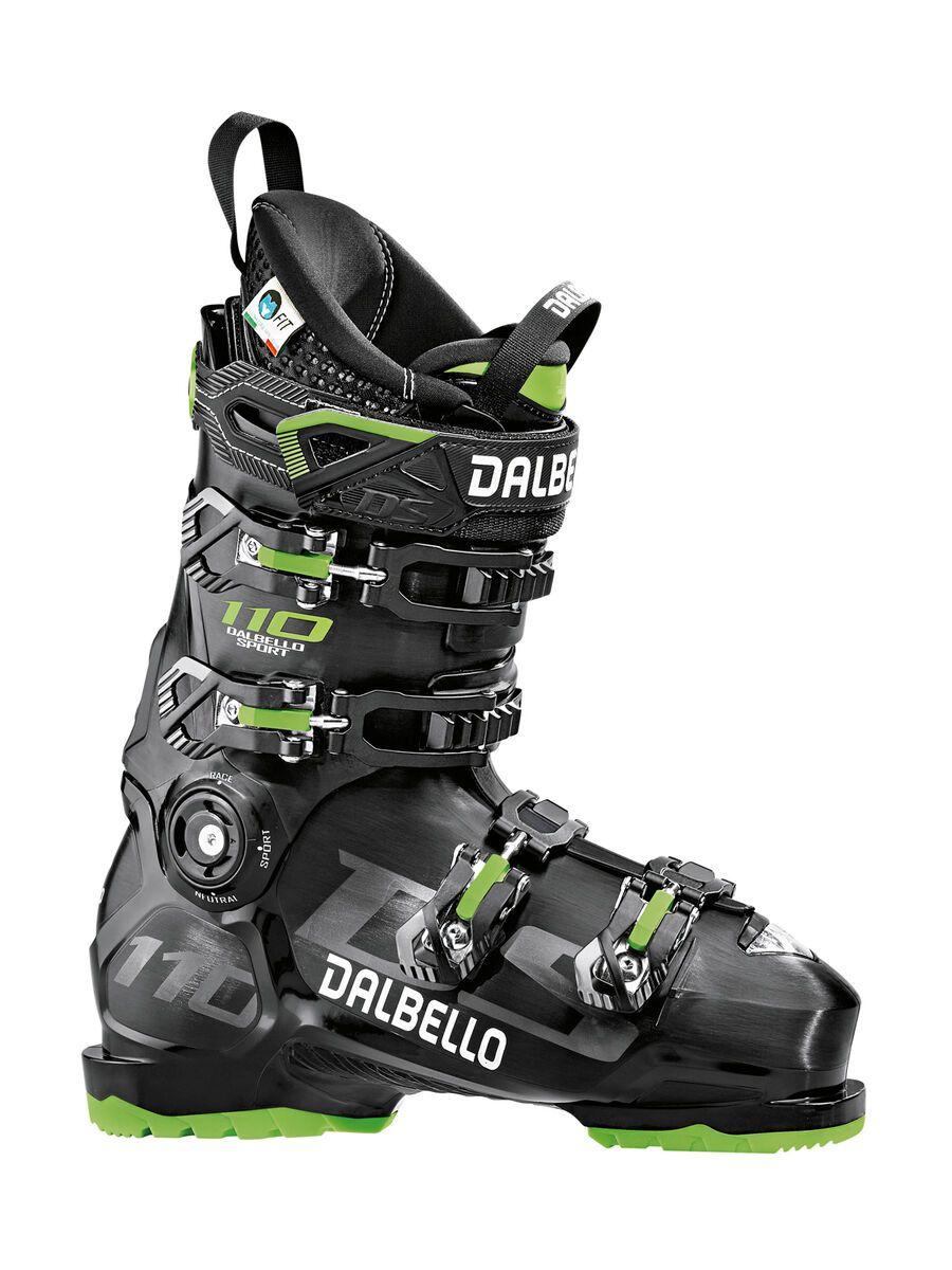 Dalbello DS 110 2019, black - Skiboots, Größe 29.5 D1803003.00.295