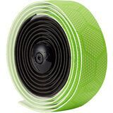 Fabric Hex Duo Bar Tape, black/green - Lenkerband