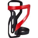 Specialized Zee Cage II - Right, matte black/flo red - Flaschenhalter