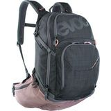 Evoc Explorer Pro 26l carbon grey/dusty pink
