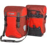 Ortlieb Sport-Packer Plus (Paar), signalrot - Fahrradtasche