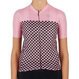 Sportful Checkmate W Jersey pink