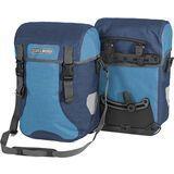 Ortlieb Sport-Packer Plus (Paar), denim-stahlblau - Fahrradtasche