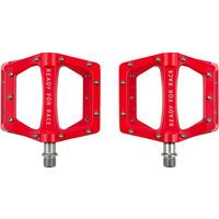 Cube RFR Pedale Flat CMPT, red