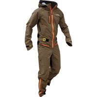 dirtlej DirtSuit Core Edition, sand/orange - Rad Einteiler