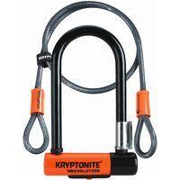 Kryptonite Evolution Mini-7 + KryptoFLex - Fahrradschloss