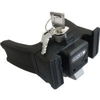 Ortlieb Handlebar Mounting-Set E-Bike with Lock (E207) - Halterung