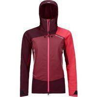Ortovox Westalpen Softshell Jacket W, dark blood - Softshelljacke