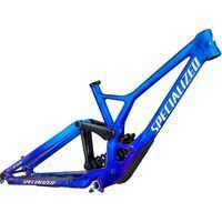 Specialized Demo Race Frame 2021, cobalt/blue tint/metallic white