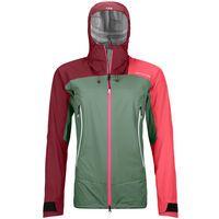 Ortovox Westalpen 3L Light Jacket W green forest