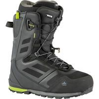 Nitro Incline TLS, black-lime - Snowboardschuhe