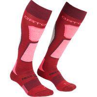 Ortovox Merino Ski Rock'n'Wool Socks W dark blood