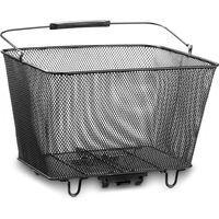 Cube Acid Gepäckträgerkorb 25 RILink, black - Fahrradkorb