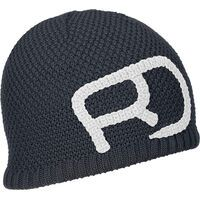 Ortovox Merino Rock'n'Wool Beanie W, black steel - Mütze