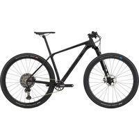 Cannondale F-Si Hi-Mod 1 2020, matte black - Mountainbike