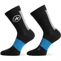 Assos Assosoires Winter Socks, blackseries - Radsocken