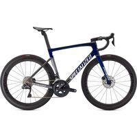 Specialized Tarmac SL7 Pro Ultegra Di2 blue tint/smoke/white silver 2021