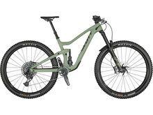 Scott Ransom 910 land green/carbon matt black 2021