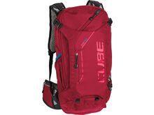 Cube Rucksack Edge Trail red