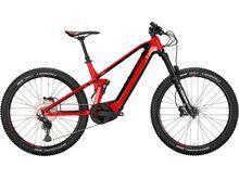 Conway Xyron S 327 2021, red/black - E-Bike