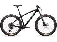 Santa Cruz Chameleon C SE 27.5 Plus Reserve 2020, carbon/green - Mountainbike