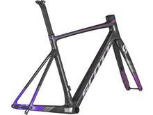 Scott Addict RC Frameset Supersconic Edt., black/ purple/blue