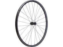 Easton EC70 AX Disc Wheel - 700C / QR/15x100 mm gloss carbon/vinyl decals