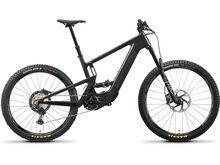 Santa Cruz Heckler CC XT MX gloss carbon/black 2021
