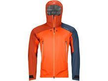 Ortovox Westalpen 3L Light Jacket M, burning orange - Jacke