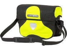 Ortlieb Ultimate Six High Visibility - ohne Halterung, neon yel./black refl. - Lenkertasche