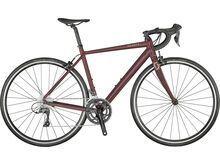 Scott Contessa Speedster 25, clay purple/brick red