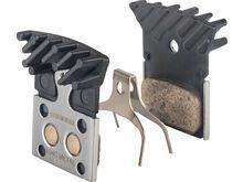 Shimano L04C Metall Scheibenbremsbelag mit Kühlrippen