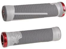 ODI AG-2 Lock-On 2.1 Grips Aaron Gwin Signature graphite/red