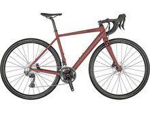Scott Contessa Speedster Gravel 15 red cinnabar/dark blue 2021