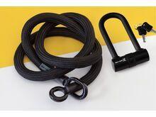 Tex-Lock Tex-Lock Eyelet L 160 cm inkl. X-Lock, schwarz - Fahrradschloss