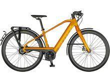 Scott Silence eRide Evo Speed, tangerine orange/black