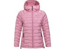 Peak Performance W Argon Light Hood Jacket, frosty rose - Thermojacke