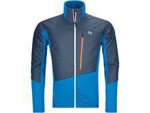 Ortovox Westalpen Swisswool Hybrid Jacket M, safety blue