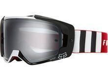 Fox Vue Vlar Goggle Spark, flame red/Lens: chrome mir - MX Brille