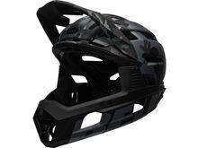Bell Super Air R Spherical MIPS matte/gloss black camo
