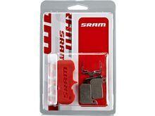 SRAM Road / Level Disc Brake Pads - organisch/Stahl - Bremsbelag