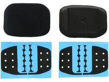 Profile F-40 Velcro Back Pad Set, black - Zubehör