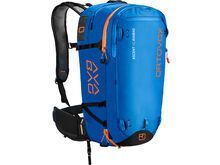 Ortovox Ascent 40 mit Avabag Kit, ohne Kartusche safety blue